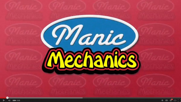 Manic Mechanics Screenshot