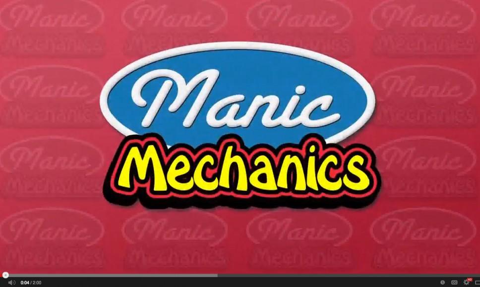 Manic Mechanics Screenshot