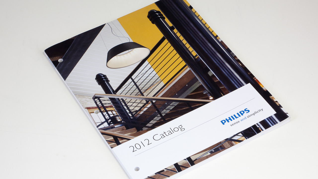 Philips lighting 2012 catalog