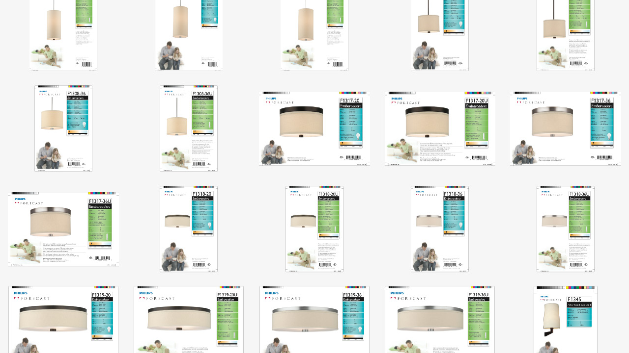 Forecast Lighting Automated Packaging Labels
