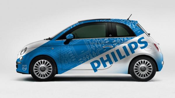 Philips Fiat Rendering