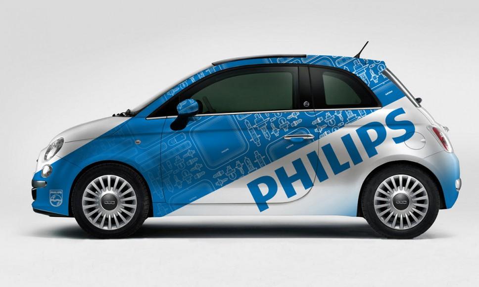 Philips Fiat Rendering