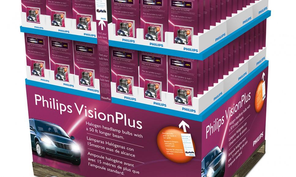 VisionPlus Pallet Design